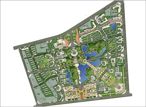 商业地产与城市规划