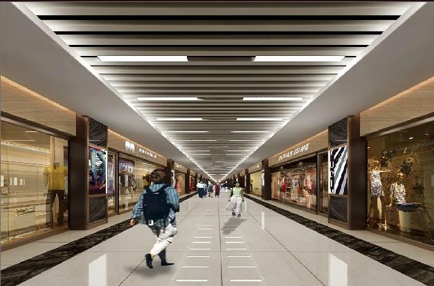地下商业街的新思维和新趋势